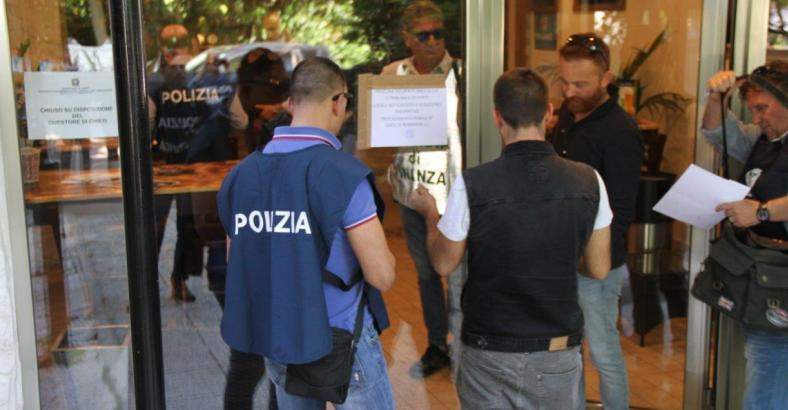 DROGA: SPACCIO IN DUE PUB CHIETI SCALO, SEQUESTRATI