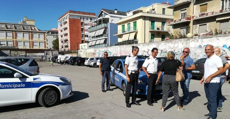 DEGRADO URBANO: BLITZ ANTI HOMELESS A PESCARA